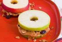 Kid Food / Can't get your kids to eat healthy foods? Here are some creative ideas.