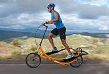 Exercise Gadgets / Products to make staying active a little easier.