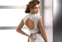 Dresses / Lace wedding dresses, so beautiful!