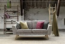 Fade / An intriguing mixed collection of four textured weaves that have a distinctive urban feel.
