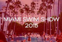 Miami Swim Show 2015 <3 / #swimweek #swimshow #mercedesbenzfashionweek #Miami #southbeach #swimwear #marketweek #swimsuit #resort2015 / by Red Carter Swim