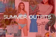 Summer Outfits <3 / by Red Carter Swim