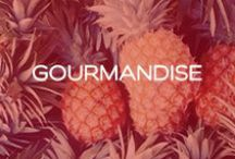 Gourmandise <3 / by Red Carter Swim