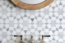 Spaces and Design / Bath / Our inspiration: interior design and lifestyle decoration concepts for modern houses.