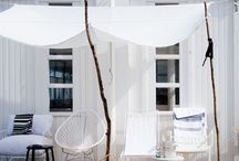 Spaces and Design / Outdoor / Our inspiration: interior design and lifestyle decoration concepts for modern houses.
