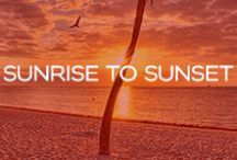 Sunsrise to Sunset <3 / by Red Carter Swim