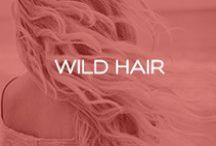 Wild Hair <3 / by Red Carter Swim