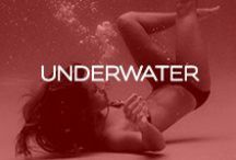 Underwater <3 / by Red Carter Swim
