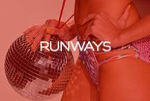 Runways <3 / by Red Carter Swim