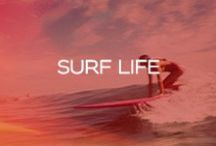 Surf Life <3 / by Red Carter Swim