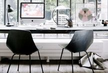 Spaces and Design / Office
