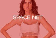 Resort 15 - Space Net <3 / @redcarterswim #SpaceNet / by Red Carter Swim