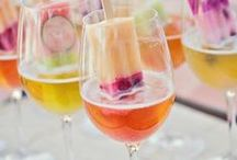 Popsicles & Parties / Fun & easy ways to incorporate popsicles into parties