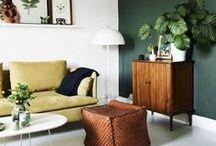 JURASSIC HOUSE / http://horasdluz.com/ideas-para-decorar-tu-casa-online/