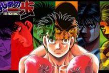 Hajime no Ippo (espíritu de lucha) / Anime, Sports, Box