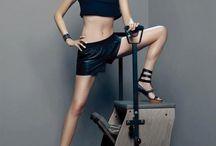 Pilates Chair / Ejercicios de Pilates en Chair