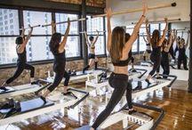 Pilates Studios / Centros y Estudios de Pilates