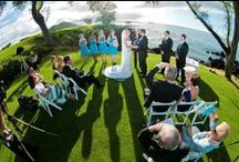 Garden & Outdoor Weddings / Ideas and inspiration for your garden wedding / barn wedding / chateau wedding and glass ceremony...  All for the love of the great outdoors!  For more, check out our article on the topic: http://tinyurl.com/z7rlv5m