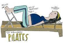 Pregnancy and Pilates / Ejercicios Pilates durante el embarazo