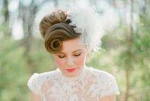 Bridal Hair + Beauty