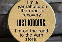 Knitting - Yarn addiction