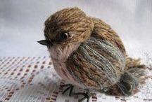 Knitting -  Yarn crafts