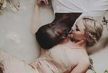 Wedding Photos to Warm Your Heart / Just found a Pin that I loved so much, I decided to create a whole new board for it!  We love real weddings with real people and real emotions...