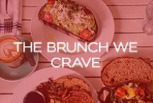 The Brunch We Crave <3 / #brunch #brunchtime #food #goodlife  / by Red Carter Swim