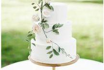 Weddings Cakes + Desserts