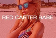 Red Carter Babe <3 / by Red Carter Swim