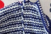 Knitting - Stripes