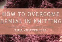 Knitting - usefull staff