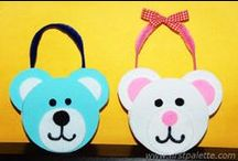 Teddy Bears / Have fun with these cute teddy bear crafts and activities!