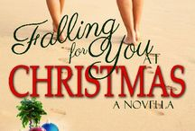 Falling For You At Christmas / Pregnant, single and alone at Christmas, Cassie Stevens decides to take a holiday vacation in Shellwater Key before her baby is born. But then her reservation is lost and she finds there literally no room left at the inn. Thankfully, single innkeeper, Jared Latham, offers to let Cassie stay with him and his young daughter. She won't have to sleep in a manger, but being in such close proximity to the gorgeous and caring Jared might be more dangerous to her piece of mind…and heart.