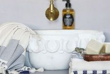 Antique look-Basins and tapware