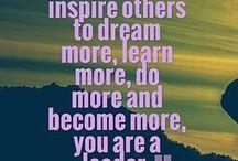 Inspirational - Motivational Quotes