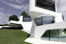 Modern houses - Maison modernes