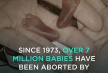Defend Life / Every life is sacred and worthy of love. We must defend the unborn and fight to protect life.