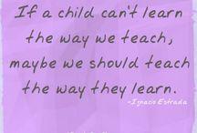 Education / Education ideas  / by Megan Harms