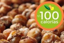 +/- 100 Calorías / Recetas sencillas y rápidas para el control de porciones y calorías