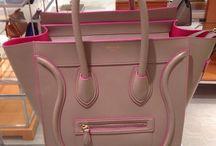 Handbags/clutches/backpacks