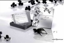 #Invitacionesboda_elegantes #invitaciones #tarjetasboda #participaciones boda / Invitaciones de boda elegantes, con papeles y sobres especiales y detalles a juego.