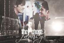 Supernatural  / Dean , Sam , Castiel everything is here ^^