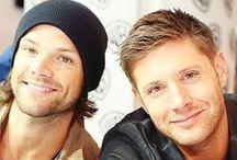 Jared ,  Jensen and Misha <3 / ♥♥