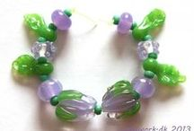 Lampwork beads / Handmade lampwork beads