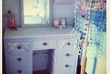 Vintage with Grace Chalkpaint / Furniture painted in Vintage With Grace Chalkpaint