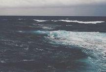 el mar / The ocean