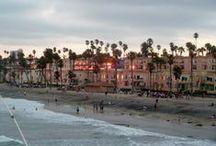 California / my home...