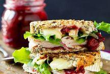 Toasties & Sandwiches