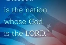 """Defend our Faith / Atheists are continuing to attack """"In God We Trust"""" - our National Motto. We must fight back to defend our Christian heritage."""